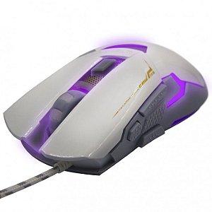 Mouse Gamer 7D com Iluminação em LED RGB e Cabo em Nylon Botão Firepower Infokit - GM-720-2547