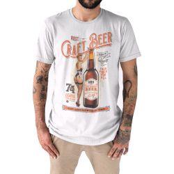 Camiseta Cerveja Artesanal Craft Beer