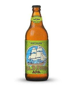 Cerveja Dortmund Old Ship 600 ml