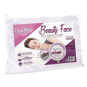Travesseiro Beauty Face Pillow - Duoflex - 50 X 70 x 14cm