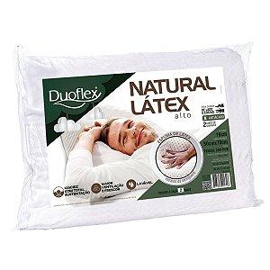 Travesseiro Natural Látex  50x70x16cm Duoflex