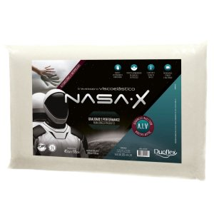 Travesseiro Nasa-X 45X65X10 - Duoflex