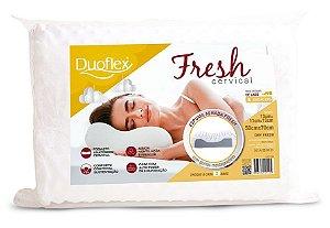 Travesseiro Nasa Fresh Cervical 50x70x13cm Duoflex