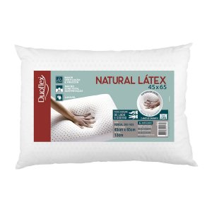 Travesseiro Natural Latex 45x65x13 Duoflex