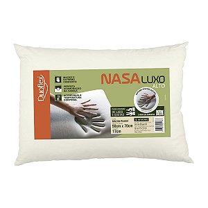 Travesseiros Nasa Alto Luxo 50x70x17 Duoflex