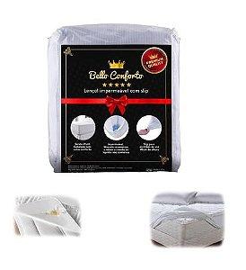 Capa protetora para colchão Casal 138X188X40 Fibrasca