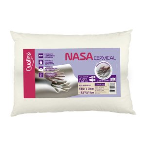 Travesseiro Nasa Cervical 50x70x13 - Duoflex
