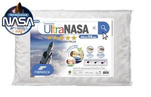 Travesseiro Ultra Nasa - Para Fronha 50X70 - Fibrasca