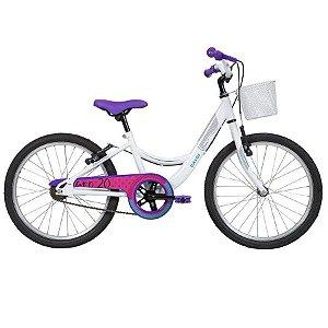 Bicicleta Ceci Branco Aro 20 - Caloi