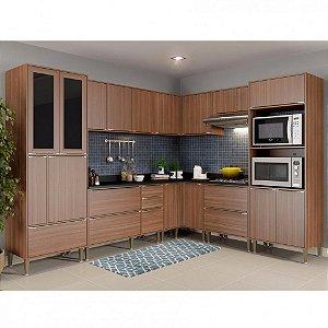 Cozinha Completa 9 Módulos Calábria Multimóveis