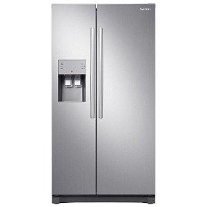 Refrigerador / Geladeira Samsung Side By Side, Frost Free, 501 L - RS50N