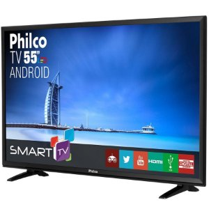 "Smart TV Philco LED 55"" Android PH55E20DSGWA"