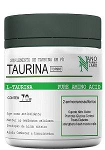 L- Taurina 100% Pura - 70g