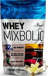 Whey Protein Mix Bolic - 32g de Proteínas por dose- 2kg