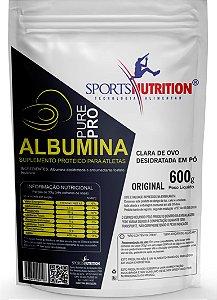 Albumina Pure Pro - 26g de Proteína por dose - 600g