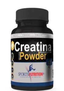 Creatina Pure Micronized Powder - 120 Cápsulas