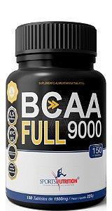 Bcaa 9000 Full - 150 Tabletes