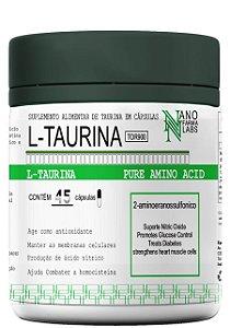 L- Taurina - 45 Cápsulas