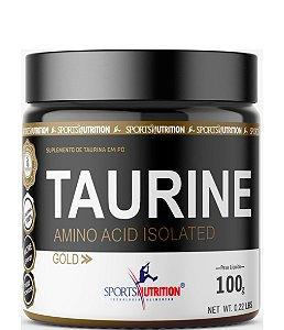 Taurina 100% Pure 2000mg - Definição Muscular - 100g