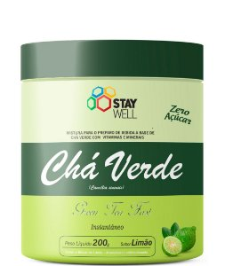 Chá Verde Detox Green Tea Fast - 200g