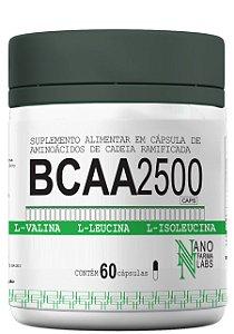 BCAA 2500 - 60 Cápsulas