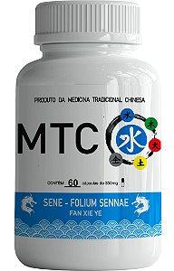 Sene em cápsulas de 350 mg -  100% Concentrado - Laxante natural de rápido efeito para prisão de ventre e desconforto intestinal - 60 Cápsulas
