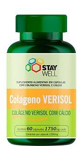 Colágeno Verisol com Cálcio - 60 Cápsulas