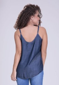 1757704-Blusa Alça Jeans