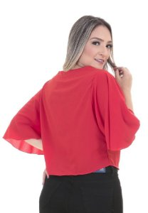 5200524-Blusa Ciganinha Crepe