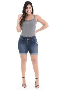 1758431-Short Pedal Jeans