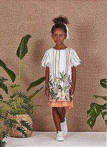 5750010-Vestido Kids Crepe