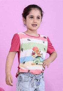 1758670-Blusa Baby Look Kids Malha