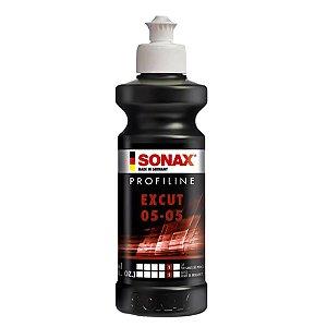EXCUT 05-05 250ML SONAX