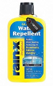 GLASS WATER REPELLENT 207ML RAIN X