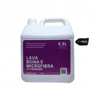 Lava Boinas e Microfibra 2,5l Finisher