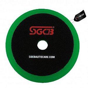 Boina de Espuma Verde 6'' Corte Leve SGCB