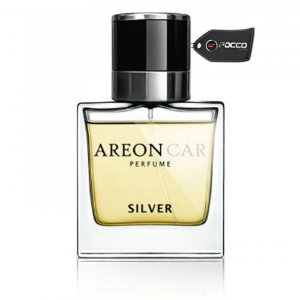 ARO CAR PERFUME 50ML SILVER AREON