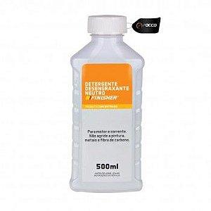 Detergente Desengraxante Neutro 500ml Finisher
