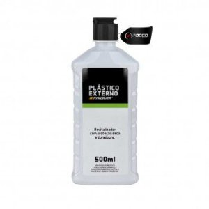 Plásticos Externos 500ml Finisher