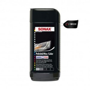 Polish Wax Black 250ml Sonax