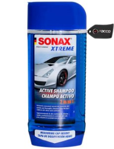 ACTIVE SHAMPOO 500ML SONAX