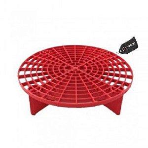 Separador de Partículas Grelha Vermelho 27cm Detailer