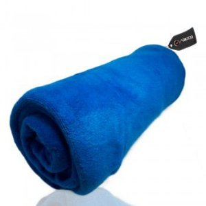 Toalha de Microfibra Azul 60x160 400G SGCB
