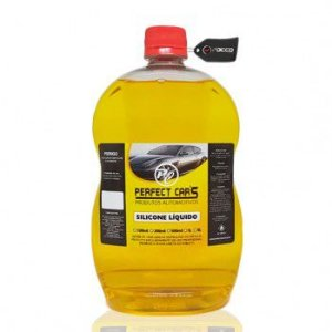 Silicone Liquido 1l Perfect Cars
