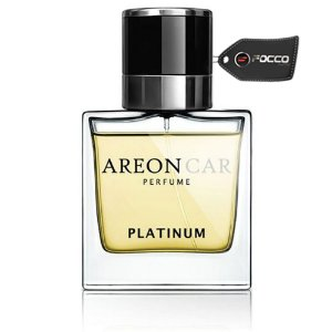ARO CAR PERFUME 50ML PLATINUM AREON