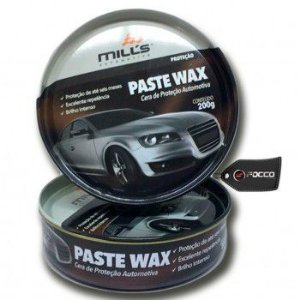 Paste Wax 200g Mills