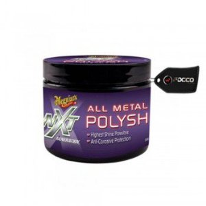 ALL METAL POLISH 142G MEGUIARS