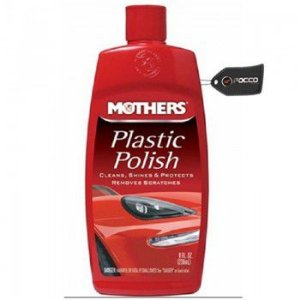 Plastic Polish 236ml Mothers