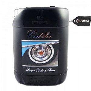 Limpa Rodas e Pneus 5l Cadillac
