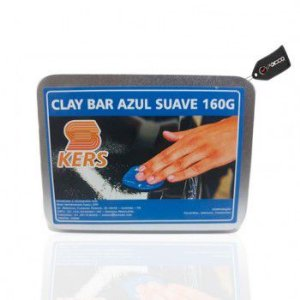 Clay Bar Suave 160g Kers